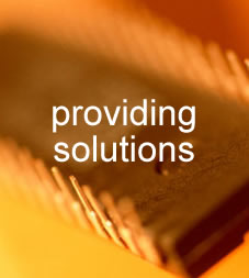 providing solutions